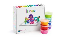 Hey Clay Modelovací hmoty Monsters 270 g