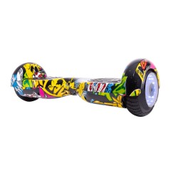 "Berger Hoverboard City 6.5"" XH-7 Graffiti"