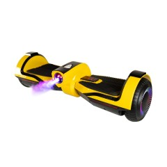 "Hoverboard City 6.5"" XH-8 White (3)"