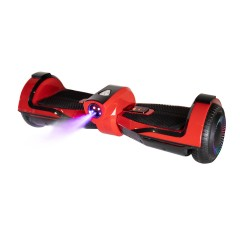 "Berger Hoverboard City 6.5"" XH-8 Red"